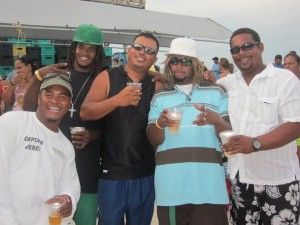 Ragga crew at last years bash!