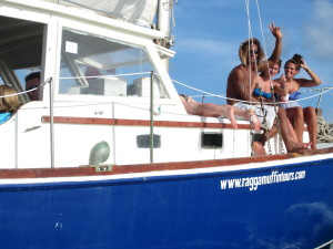 Sailing Tours Belize
