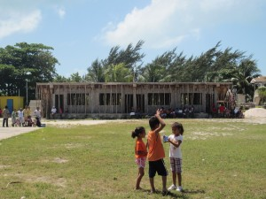 Two new classrooms at the CCRCS
