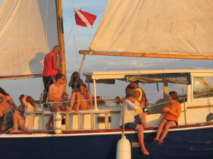 Belize Sailing