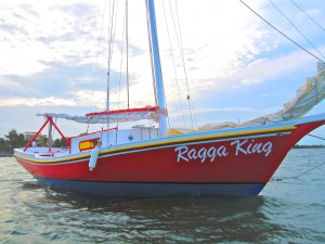 Ragga King finished renovations
