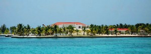Caye Chapel - neighbor to Caye Caulker