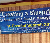 Coastal Summit 2012 Banner